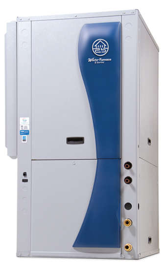 Waterfurnace 5 Series 500A11 by Energy Efficiency Associates in Alaska